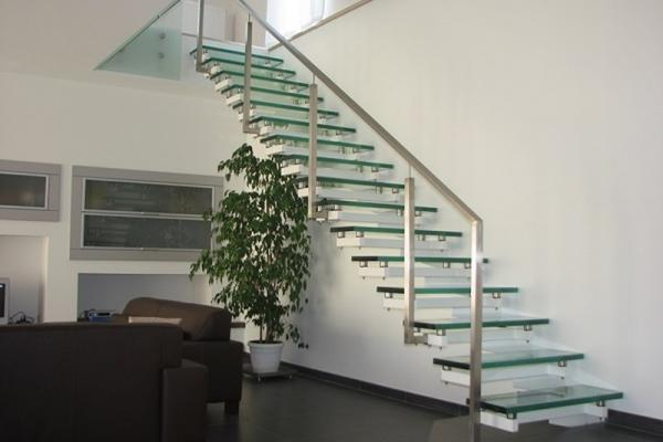 Модель GLASS STAIR